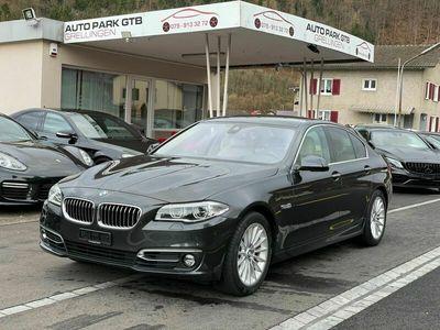 gebraucht BMW 535 5er 5 SERIES i xDrive Luxury Line Steptronic