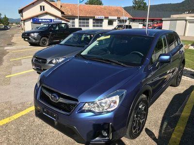 gebraucht Subaru XV 2.0i Swiss Two