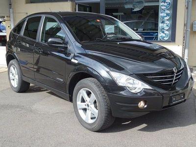 gebraucht Ssangyong Actyon 200 Xdi 4WD Comfort