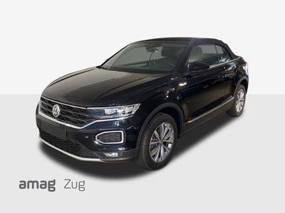 gebraucht VW T-Roc Cabriolet 1.5 TSI EVO Advance