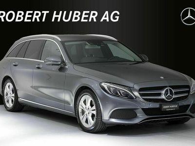 gebraucht Mercedes C400 C-KlasseAvantgarde 4Matic