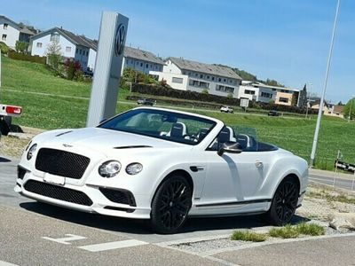 gebraucht Bentley Continental Supersports One of 710