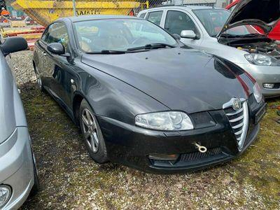 gebraucht Alfa Romeo GT GT 2.0 JTS Black Line2.0 JTS Black Line