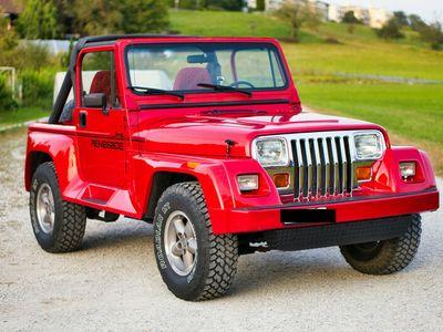 gebraucht Jeep Wrangler RenegadeRenegade (Veteranenfahrzeug)