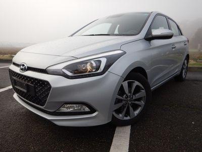 gebraucht Hyundai i20 1.4 Amplia