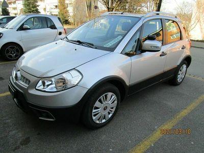 gebraucht Fiat Sedici Sedici 1.6 2WD Dynamic Automatic1.6 2WD Dynamic Automatic