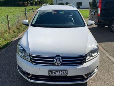 gebraucht VW Passat Variant Highline 2.0 TDI BMT