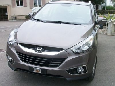 gebraucht Hyundai ix35 ix352.0 CRDi Style 4WD