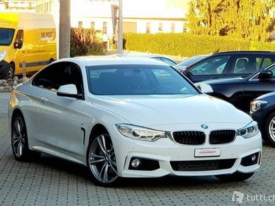 gebraucht BMW 435 i M-Sportpaket Coupé xDrive Steptronic