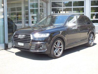 gebraucht Audi SQ7 4.0 TDI quattro