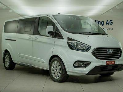 gebraucht Ford Tourneo Courier 2,0 TDCi 130 Titanium