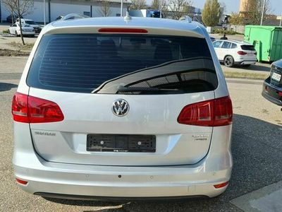 gebraucht VW Sharan 2.0 TDI DSG 11.2010 156000KM MIT MFK 2021