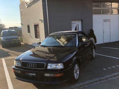 gebraucht Audi Cabriolet 2.6 E
