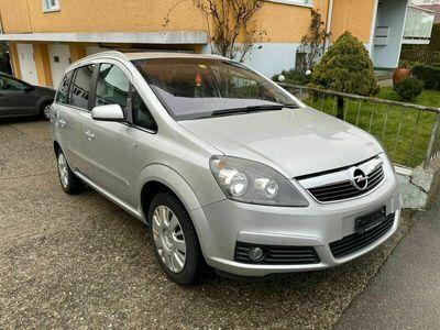 gebraucht Opel Zafira Zafira Zu VerkaufenB 1.6 Erdgas CNG