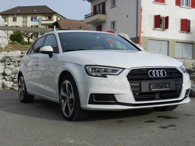 gebraucht Audi A3 Sportback 2.0 TDI Sport S-tronic
