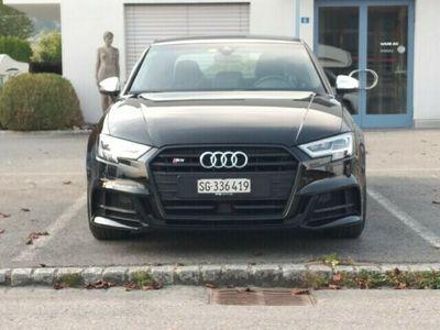 gebraucht Audi S3 Limousine 2.0 TFSI quattro S-tronic