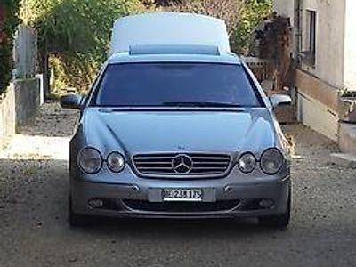 gebraucht Mercedes CL500 in gutem Zustand, ab MFK 03.09.2019