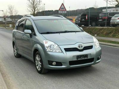 gebraucht Toyota Corolla Verso 1.8 Edition