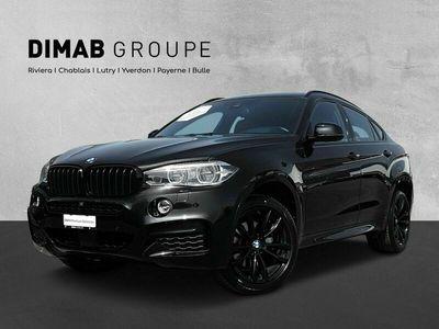 gebraucht BMW X6 xDrive 40d