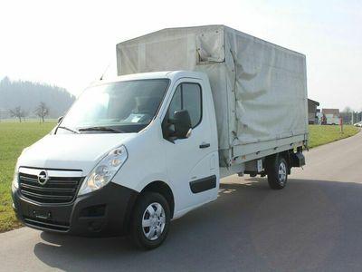 gebraucht Opel Movano 2.3 CDTI 3.5t L3H1 Hebebühne