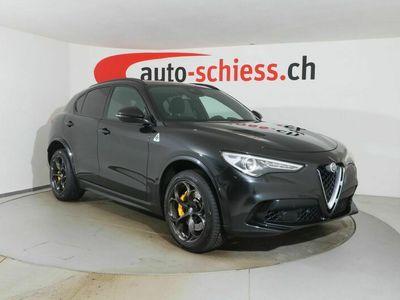 gebraucht Alfa Romeo Stelvio Stelvio 2.9 V6 Quadrifoglio Q4 Automatic2.9 V6 Quadrifoglio Q4 Automatic