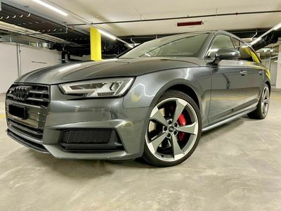 gebraucht Audi RS4 S4 / RS4 S4 Avant 3.0 TFSI quattro tiptronic S4 /S4 Avant 3.0 TFSI quattro tiptronic