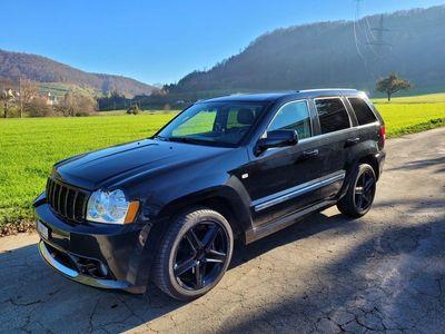 gebraucht Jeep Grand Cherokee Srt8 gepflegtes Fahrzeug