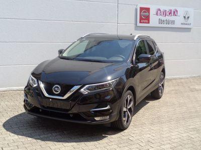 gebraucht Nissan Qashqai 1.7 dCi Tekna 4x4