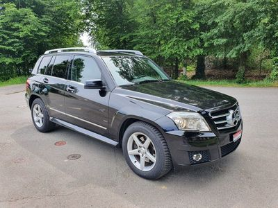 gebraucht Mercedes GLK350 CDI (320 CDI) 4Matic 7G-Tronic