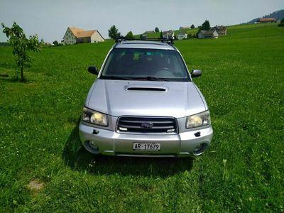 gebraucht Subaru Forester Forester Zu verkaufenTurbo