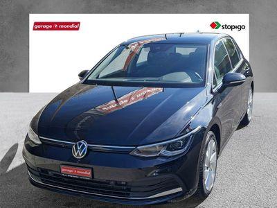 gebraucht VW Golf Golf NewVIII 1.5 eTSI mHEV ACT Style DSG · 27% unter NP · Matrix LED