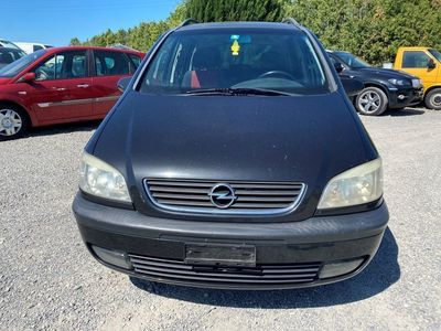 gebraucht Opel Zafira 2.2i 16V Comfort