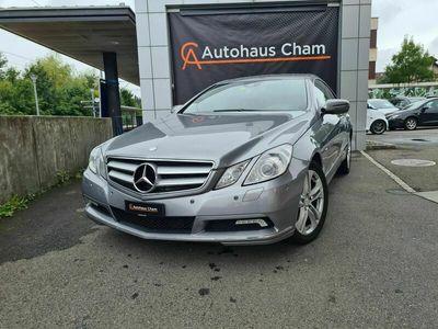 gebraucht Mercedes E350 E-Klasse Mercedes BenzCDI