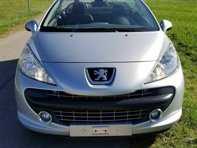 gebraucht Peugeot 207 CC  1.6i Turbo