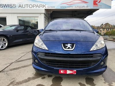 gebraucht Peugeot 207 1.6 16V XT Automatic
