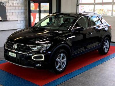 gebraucht VW T-Roc 2.0 TSI Advance DSG 4Motion (SUV / Geländewagen)