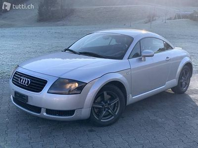 gebraucht Audi TT Coupé 180PS *top gepflegt *ab großem Service
