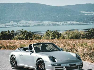 gebraucht Porsche 911 Carrera 4S Cabriolet 911 type 997