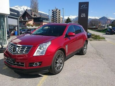 gebraucht Cadillac SRX 3.6 V6 Premium 4WD Automatic