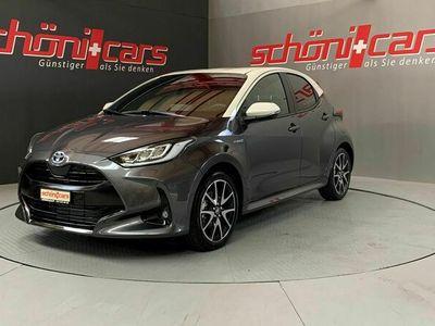 gebraucht Toyota Yaris 1.5 Style e-CVT