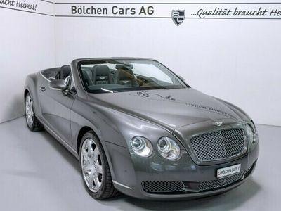 gebraucht Bentley Continental GTC 6.0 Mulliner