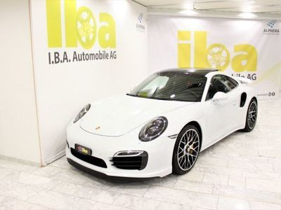 gebraucht Porsche 911 Turbo S Aut. PDK