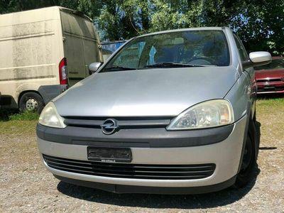 gebraucht Opel Corsa 1.4 AUTOMAT