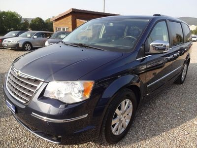 gebraucht Chrysler Grand Voyager Grand 3.8 Limited Automatic