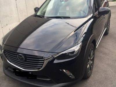 gebraucht Mazda CX-3 revolution