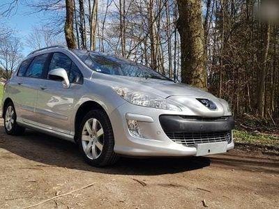 gebraucht Peugeot 308 Kombi - Super-Ausstattung 7 Plätze, sehr sparsam
