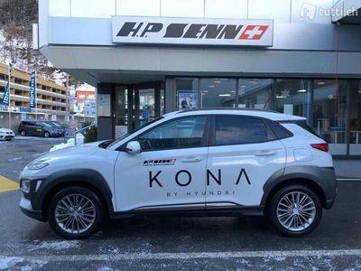 gebraucht Hyundai Kona 1.6 T-GDi Launch 4WD DCT