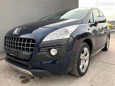 gebraucht Peugeot 3008 1,6t