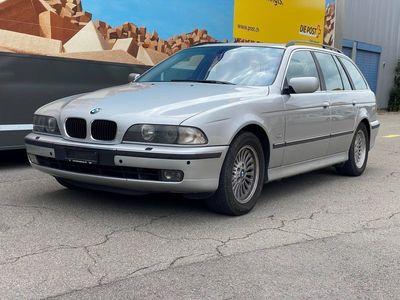gebraucht BMW 523 5er i Touring