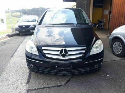 gebraucht Mercedes B200 T